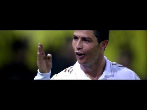 Cristiano Ronaldo Vs Atletico Madrid Away (English Commentary) - 11-12 HD 1080i By CrixRonnie