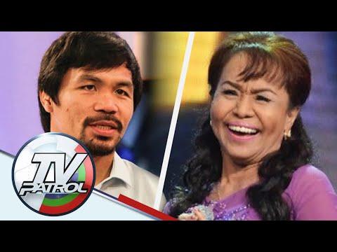 Pagkatalo ni Pacquiao kay Ugas, tanggap ni Mommy Dionisia   TV Patrol