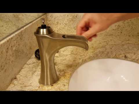 Pfister F042JDKK Jaida Faucet Quick Review and some Maintenance Instructions