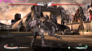 Injustice Gods Among Us HD MAXED OUT PC GTX 770 3D