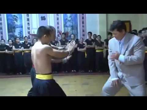 Luar biasa #kungfu memiliki energi tenaga dalam