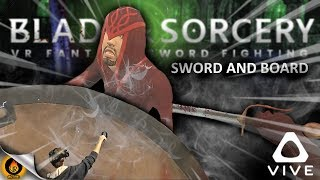 sword-board-gameplay---blade-and-sorcery-htc-vive
