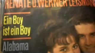 GESCHWISTER  Renate und Werner   LEISMANN -WDR 4 Schallplattenbar 1.1.2012(trickbeat)