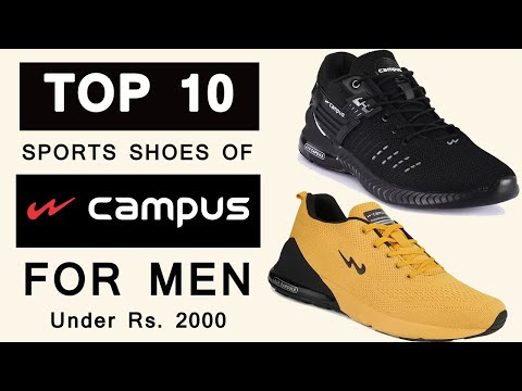 Unboxing of Top 10 Sports Shoes of Campus | Feb 2020 | Cheer Shopping