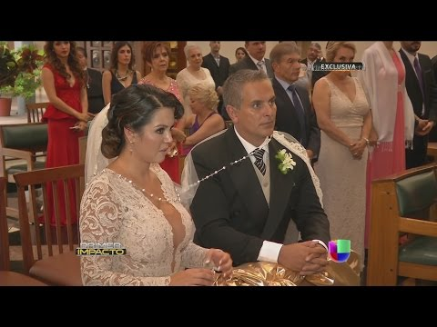 Xavier Ortiz se casó por segunda vez en México