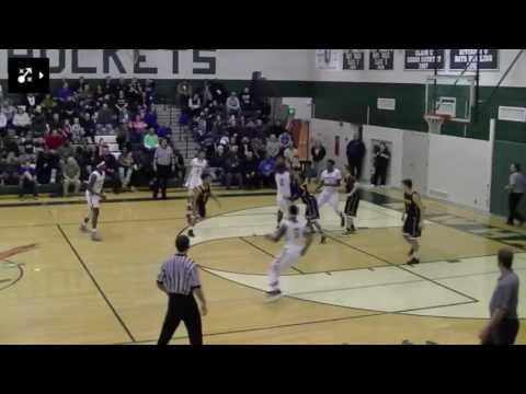 Eric Williams Jr 50 Point Game