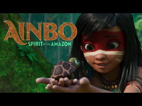 森林守護隊 (AINBO: Spirit of the Amazon)電影預告