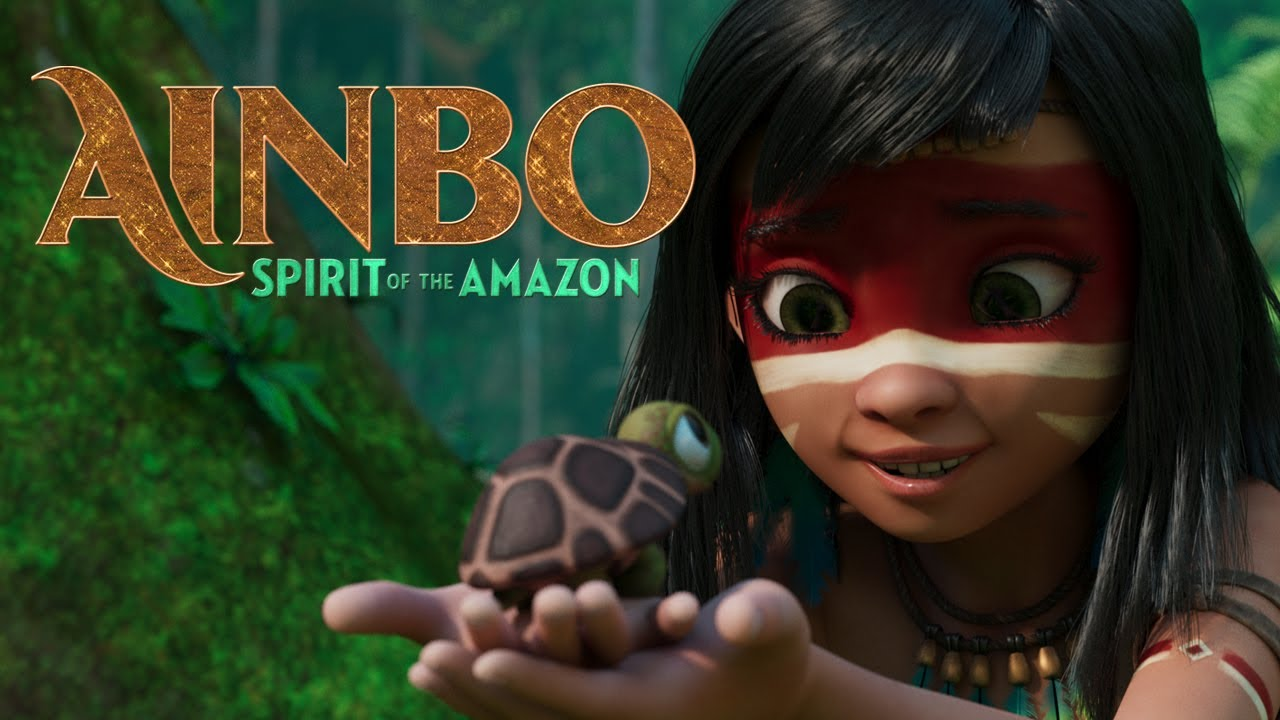 Download AINBO: Spirit of the Amazon - Official Trailer