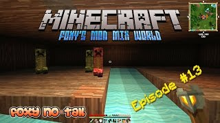 Minecraft - Foxy's Mod Mix [13] - Finishing the Mob Spawner