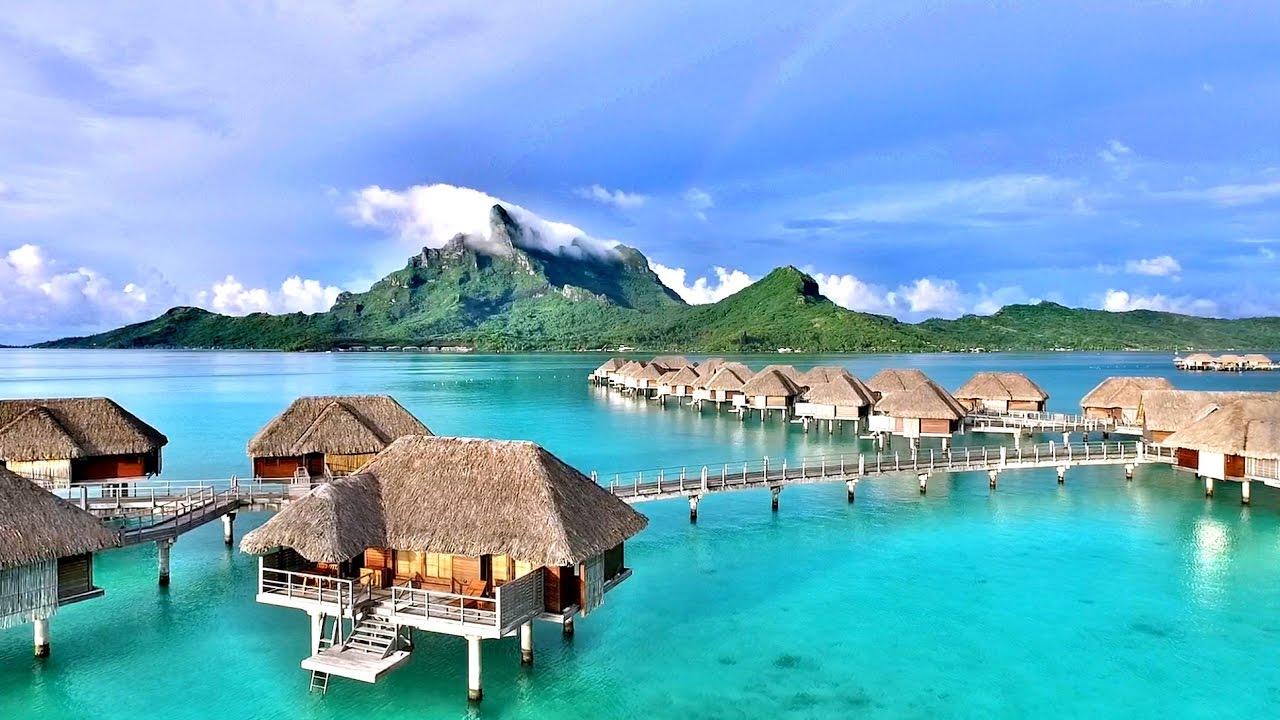 2017 - 02 - Four Seasons Resort Bora Bora旅遊歡樂版 - YouTube