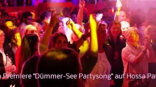 Dümmer-See Partysong - Live auf Hossa Party Osnabrück