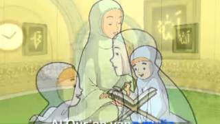 Islamic Song for Children - Bunda, Ajariku Quran
