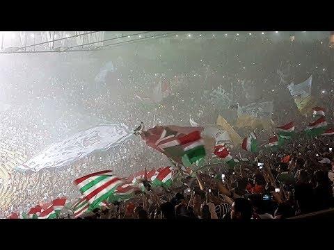 Torcida do Fluminense: Fluminense x LDU no Maracanã