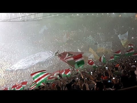 Torcida do Fluminense  Fluminense x LDU no Maracanã - YouTube 197044b808b89