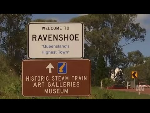 Queensland's highest town Ravenshoe forced to boil water for past 3 months
