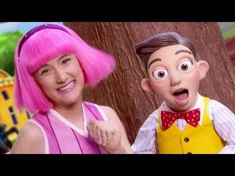 Lazy Town Stephanie Sings We Got Energy Music Video | Lazy Town Songs
