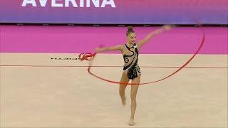 33-й чемпионат Европы по художественной гимнастике (Будапешт - 2017) – Лента