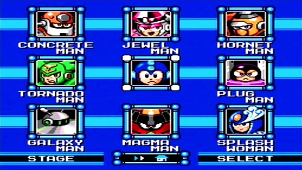 Mega Man 9 Walkthrough Galaxy Man