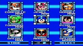 Mega Man 9 - Stage Select (Sega Genesis Remix)