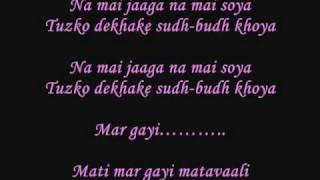 kajara kajara kajaraare-Himesh -Remix with Lyrics.wmv