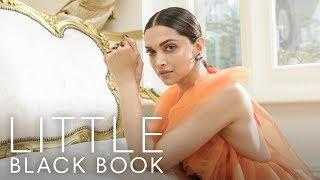 Deepika Padukone&#39s Guide to Hair, Makeup, and Skincare  Little Black Book  Harper&#39s BAZAAR