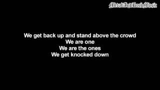 Three Days Grace - One X | Lyrics on screen | HD