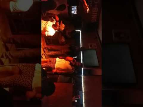 Omar B - ma préférée (version karaoké à Cotonou city)