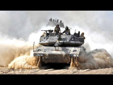 Israel Launches Ground Invasion of Gaza