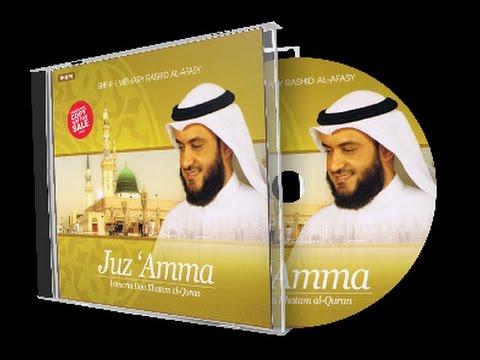 Al Quran  Juz  30 | Shaikh Mishary Alafasy