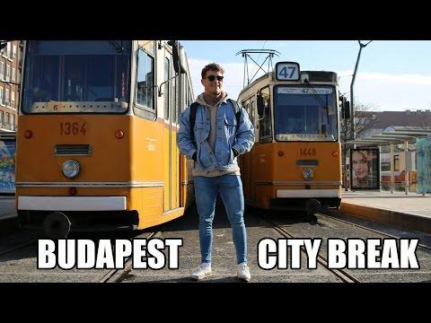 VLOG 55: BUDAPEST