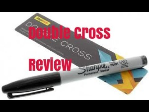 Double Cross by Mark Southworth/MagicSmith Review (Live Performances)
