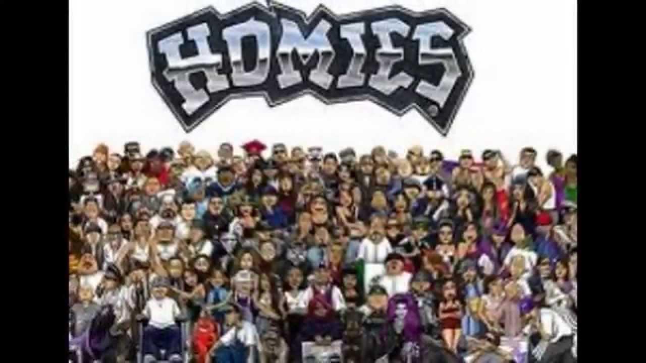 Homies 123 Youtube