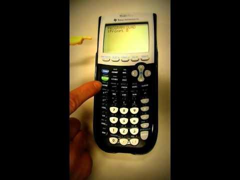 -How To- Program Your Calculator Quadratic Equation TI-83-84 Plus