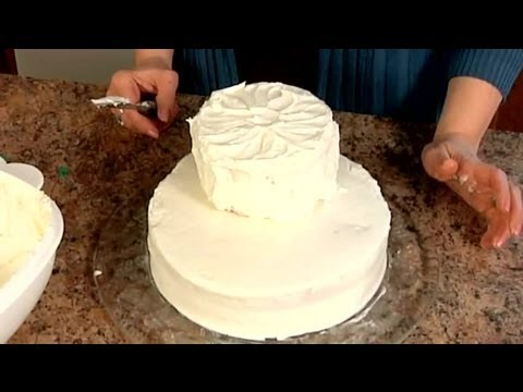 How To Make Homemade Tiered Cakes Decorating Cakes Youtube
