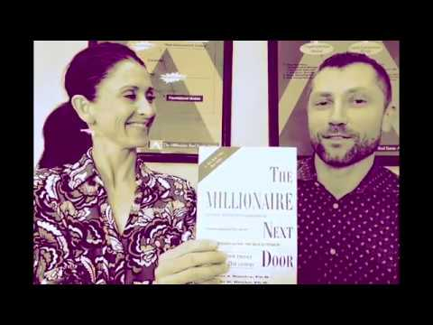 Book Recommend The Millionaire Next Door by Cotter Smith