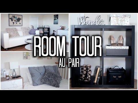 Au Pair Life: ROOM TOUR!! | Mi Habitación En USA