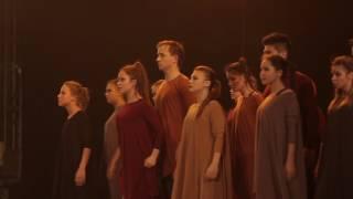 Современная хореография 'Люди' - шоу-балет Crystal