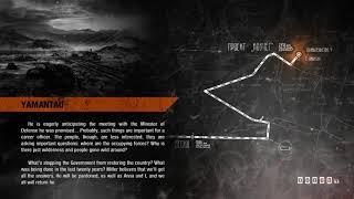 Metro Exodus - Yamantau: Artyom Thoughts (Miller, Pardoned) Screen Loading Sequence (2019)