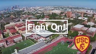 USC Campus Drone Tour thumbnail