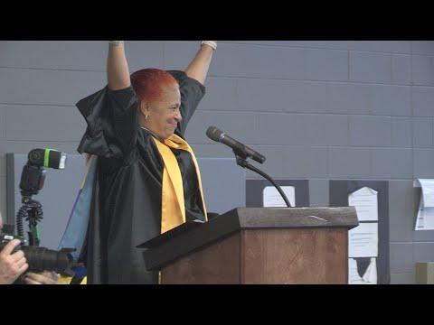 SandHoke Early College High School 2019 Graduation Ceremony