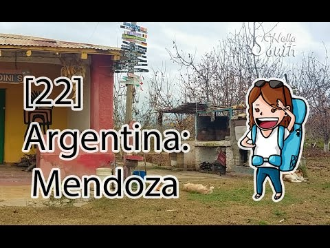 Argentina: City and Farm Life in Mendoza - HS[22]