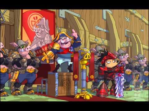 Piano Rocket Knight Adventures Boss Theme Sega Genesis