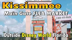 Disney World Maingate Flea Market Kissimmee Fl - The Flea Market To See!