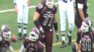 Bethel College Football Trick Play thumbnail