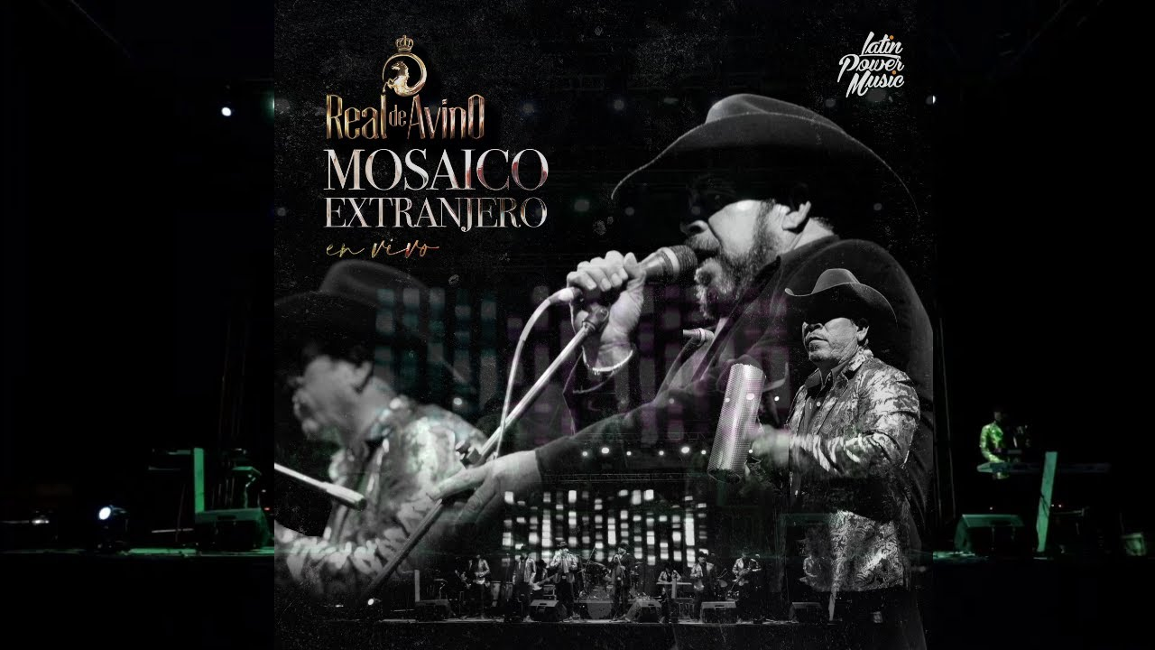 Mosaico Extranjero - Real De Avino - En Vivo Lienzo Zacatecas