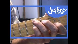 Basic Funk Chords (Guitar Lesson RH-021) How to play