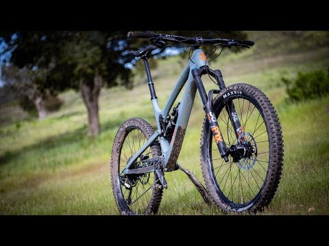First Ride – Diamondback Mission 2C Carbon
