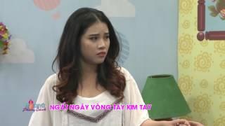 Tuấn Dũng ghen phát sợ khiến vợ Vy Vân nổi giận ^^