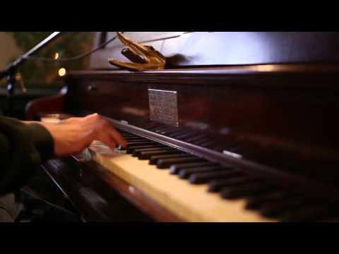 Hey Joe piano cover snippet