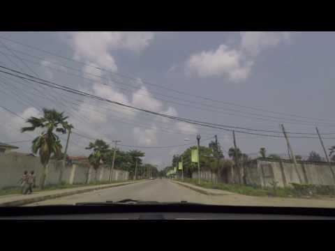 Lagos City Drive - E1